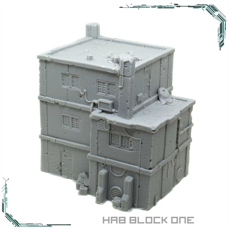 Hab Block One