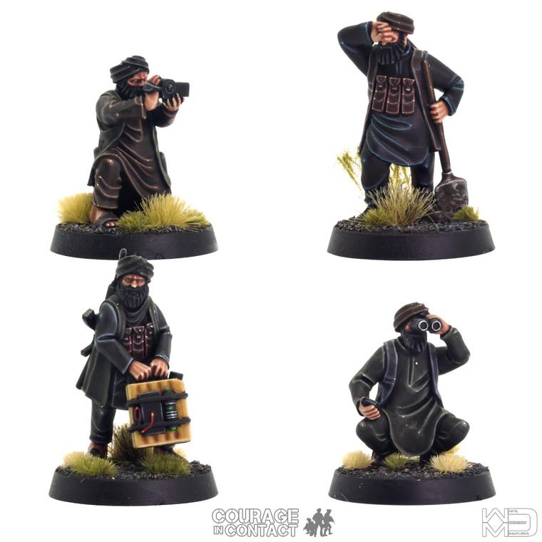 Taliban - IED Team