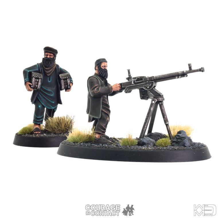 Taliban - Heavy Machine Gun Team