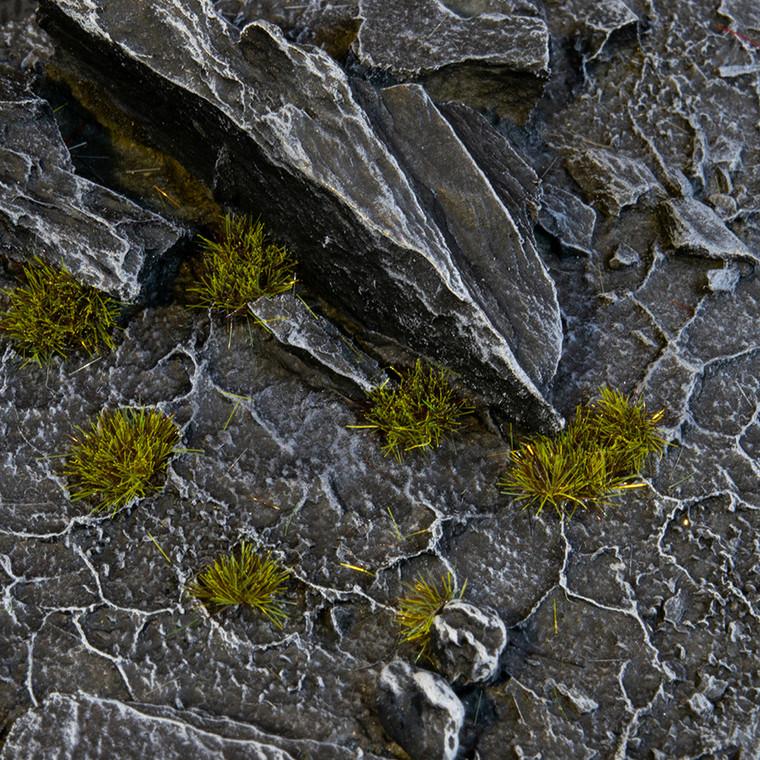 Tiny Tufts Dark Moss