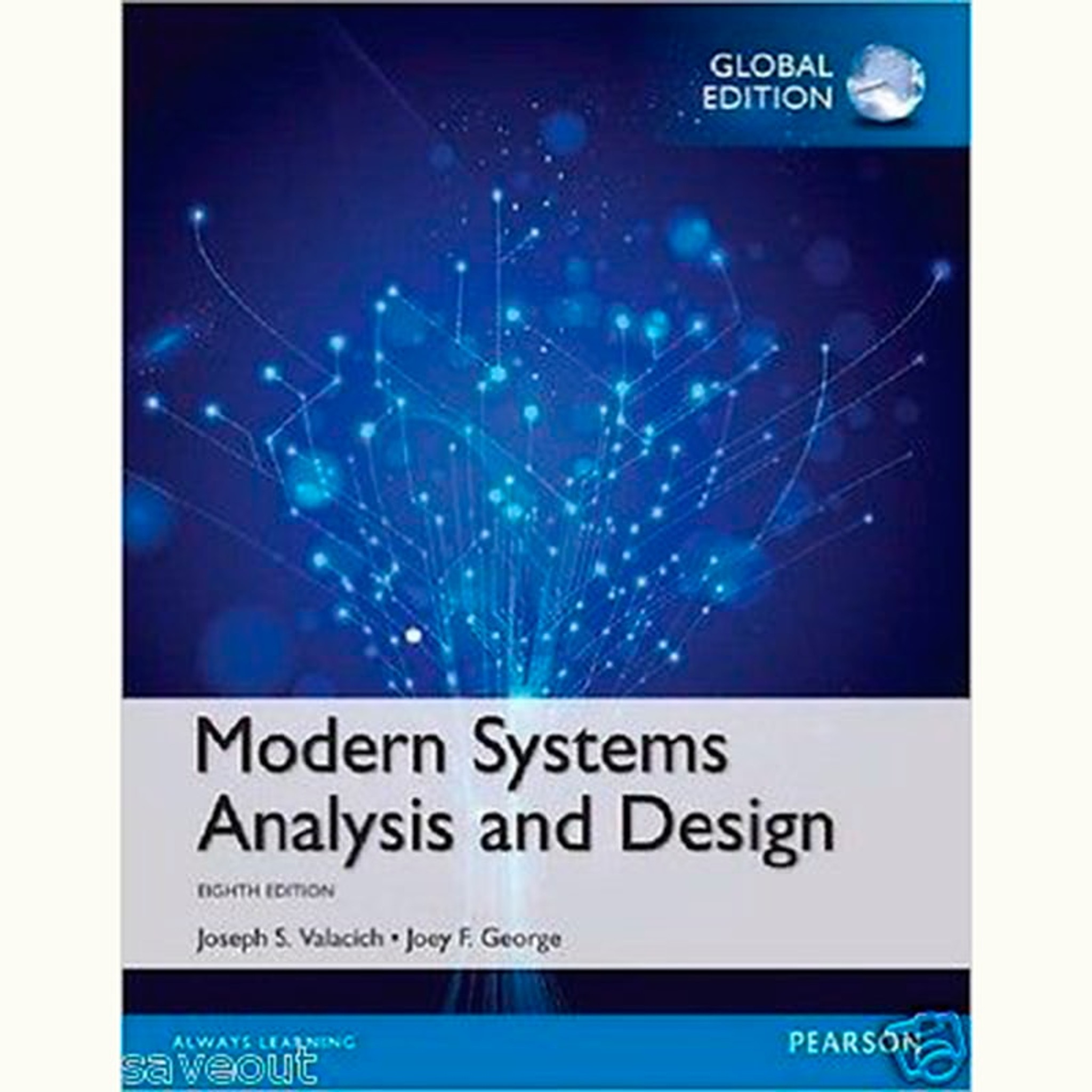 9781292154145 Modern Systems Analysis And Design 8th Edition Joseph Valacich And Joey George