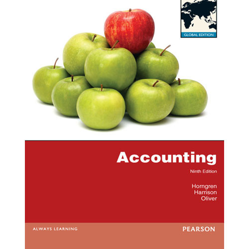 Accounting (9th Edition) Horngren
