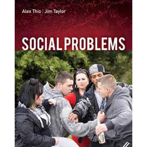 Social Problems (1st Edition) Thio