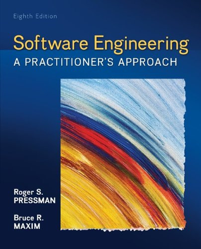 Software Engineering: A Practitioner's Approach (8th Edition) Pressman