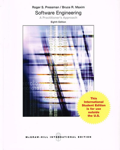 Software Engineering: A Practitioner's Approach (8th Edition) Pressman IE