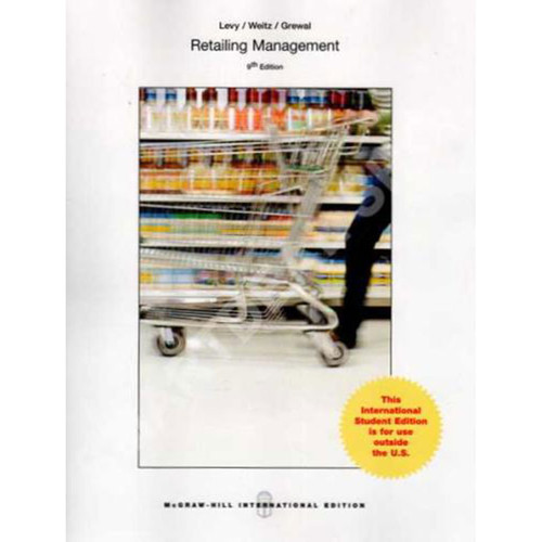 Retailing Management (9th Edition) Levy