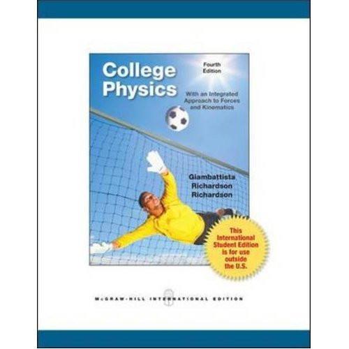 College Physics (4th Edition) Giambattista