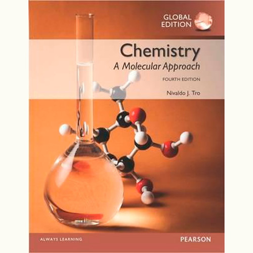 Chemistry: A Molecular Approach (4th Edition) Nivaldo J. Tro IE