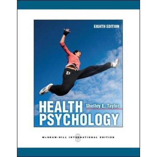 Health Psychology (8th Edition) Taylor IE