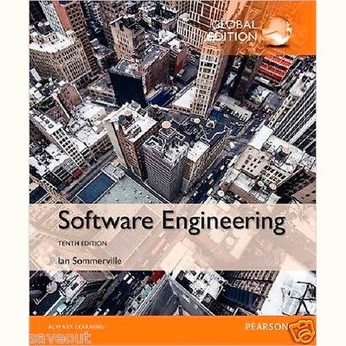 Software Engineering (10th Edition) Ian Sommerville IE