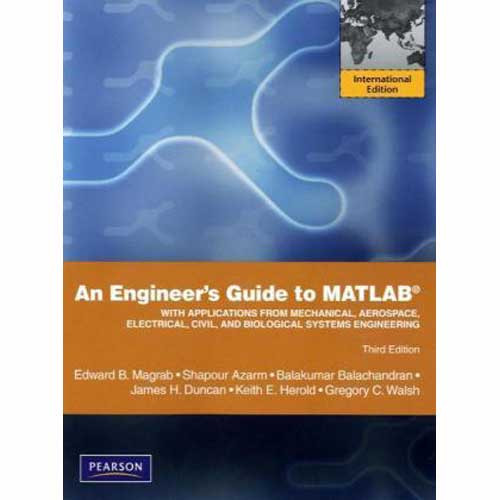 An Engineers Guide to MATLAB (3rd Edition) Magrab
