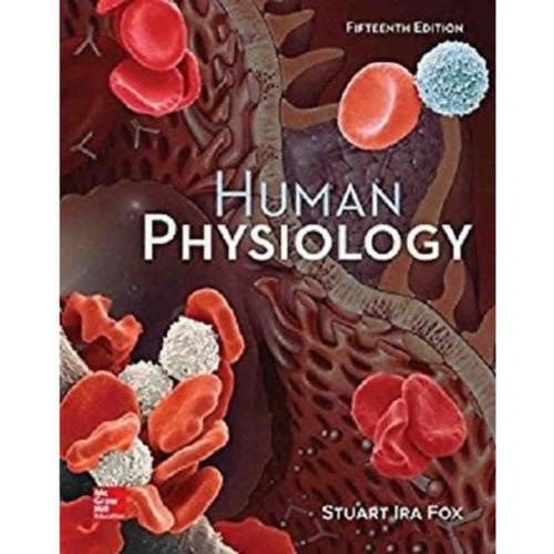 Human Physiology (15th Edition) Stuart Fox | 9781260162998