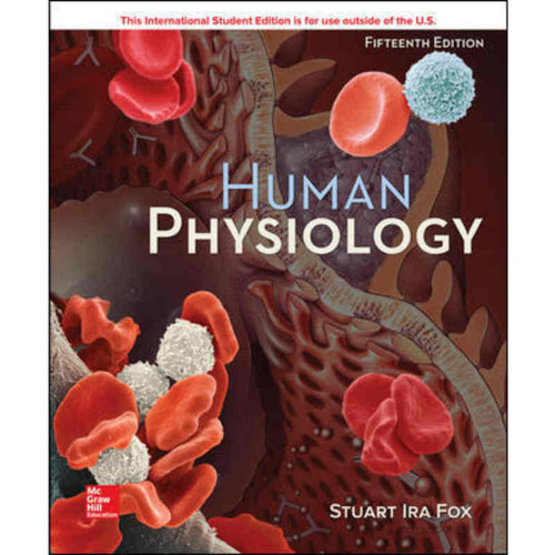 Human Physiology (15th Edition) Stuart Fox | 9781260092844