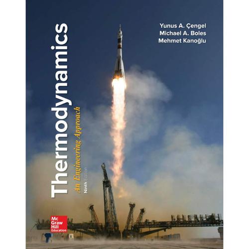 Thermodynamics: An Engineering Approach (9th Edition) Yunus A. Cengel and Michael A. Boles | 9781260048667