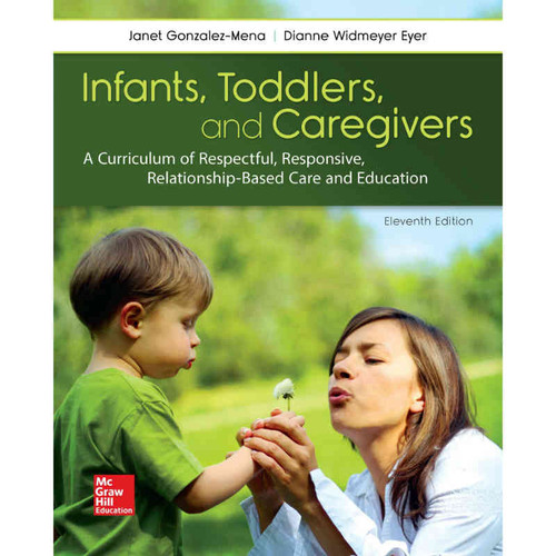 Infants Toddlers & Caregivers: Curriculum Relationship (11th Edition) Janet Gonzalez-Mena and Dianne Widmeyer Eyer | 9781259870460