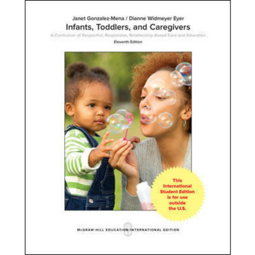 Infants Toddlers & Caregivers: Curriculum Relationship (11th Edition) Janet Gonzalez-Mena and Dianne Widmeyer Eyer | 9781259922060