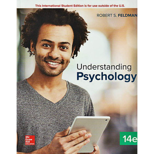 Understanding Psychology (14th Edition) Robert Feldman | 9781260288001