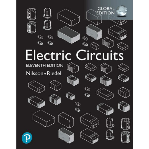 Electric Circuits (11th Edition) James W. Nilsson and Susan Riedel | 9781292261041