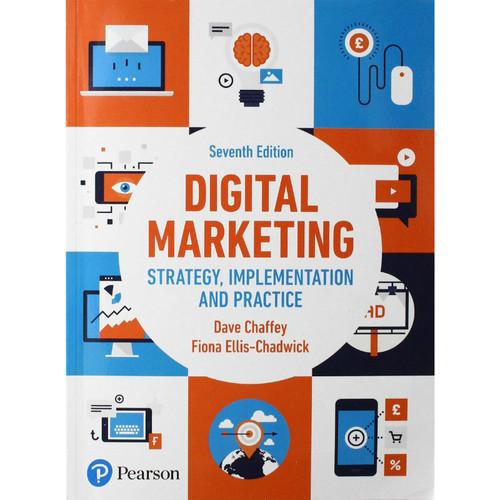 Digital Marketing (7th Edition) Dave Chaffey, Fiona Ellis-Chadwick | 9781292241579