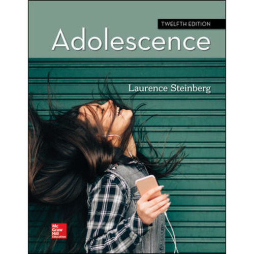 Adolescence (12th Edition) Laurence Steinberg | 9781260401615