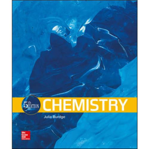 Chemistry (5th Edition) Julia Burdge | 9781260506426