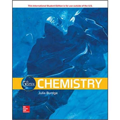 Chemistry (5th Edition) Julia Burdge | 9781260565850
