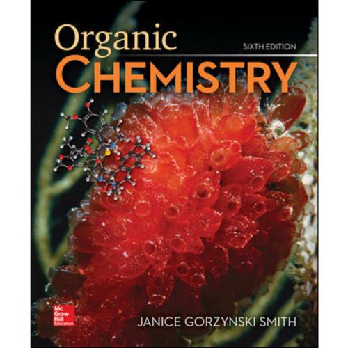 Organic Chemistry (6th Edition) Janice Smith   9781260475630