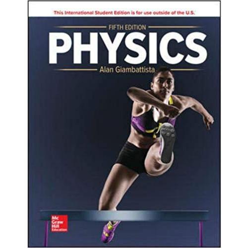 Physics (5th Edition) Alan Giambattista   9781260570052