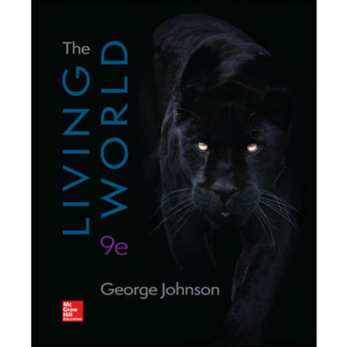 The Living World (9th Edition) George Johnson | 9781260151893