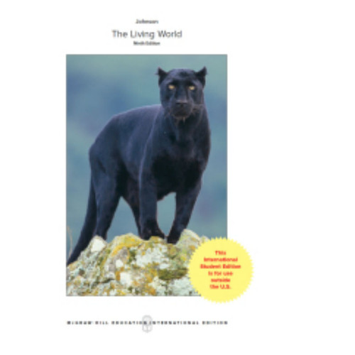 The Living World (9th Edition) George Johnson | 9781260083750