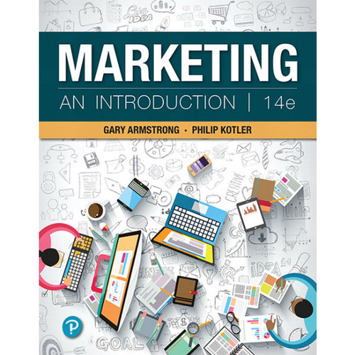 Principles Of Marketing  17th Edition  Kotler