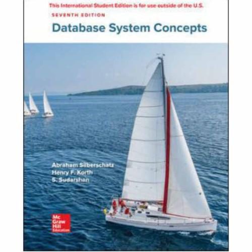 Database System Concepts (7th Edition) Silberschatz | 9781260084504