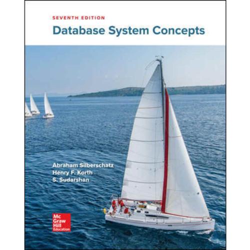 Database System Concepts (7th Edition) Silberschatz | 9781260515046
