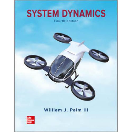 System Dynamics (4th Edition) William Palm   9781260443981