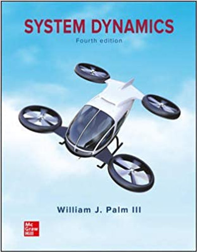 ISE System Dynamics (4th Edition) William Palm   9781260570762