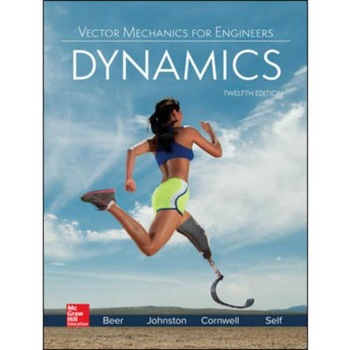 Vector Mechanics for Engineers: Dynamics (12th Edition) Ferdinand Beer   9781259977305
