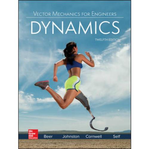 Vector Mechanics for Engineers: Dynamics (12th Edition) Ferdinand Beer   9781259977046