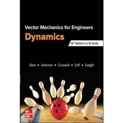 Vector Mechanics for Engineers: Dynamics, SI | 9789813157866
