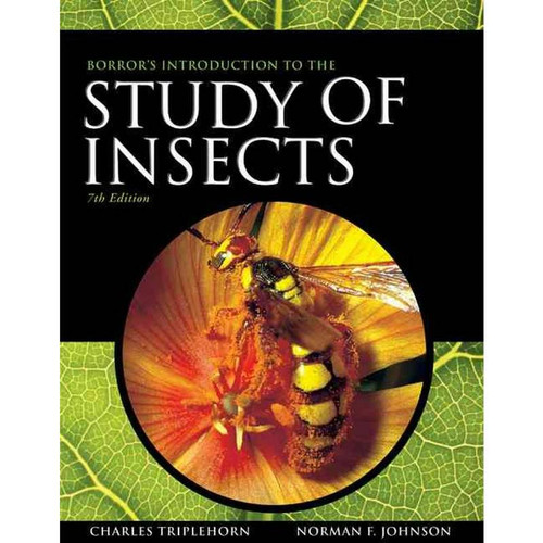 Borror and DeLong's Introduction to the Study of Insects (7th Edition) Norman F. Johnson and Charles A. Triplehorn | 9780030968358