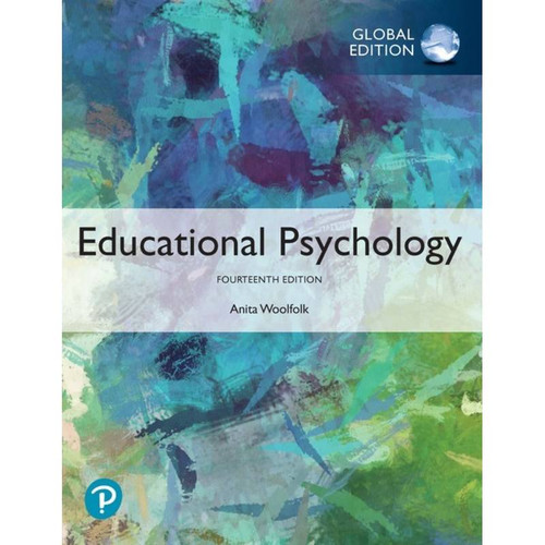 Educational Psychology (14th Edition) Anita Woolfolk | 9781292331522