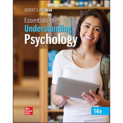 Essentials of Understanding Psychology (14th Edition) Robert Feldman LL | 9781260233438