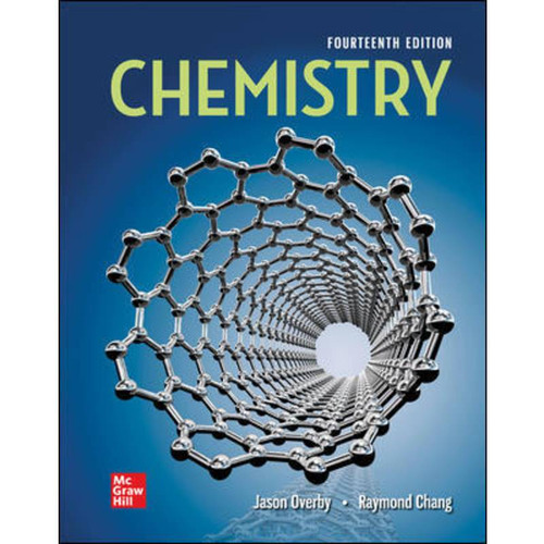 Chemistry (14th Edition) Raymond Chang and Jason Overby | 9781260784473