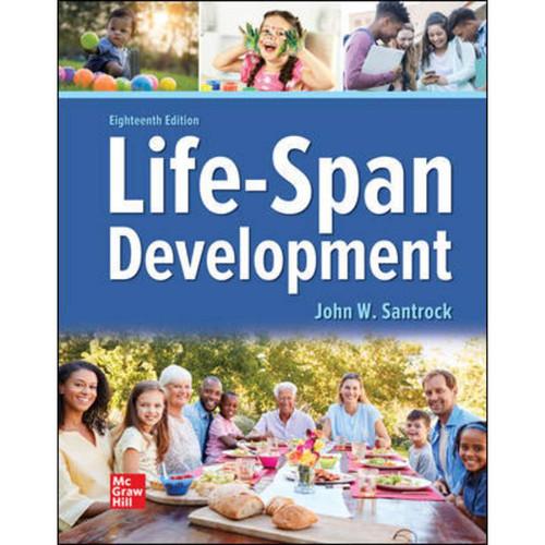 Life-Span Development (18th Edition) John Santrock | 9781260245844