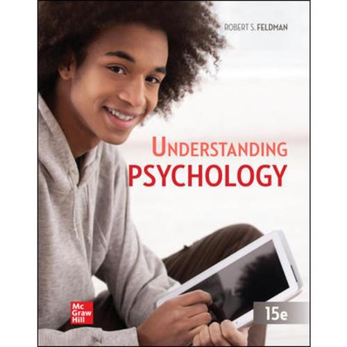 Understanding Psychology (15th Edition) Robert Feldman   9781260829464