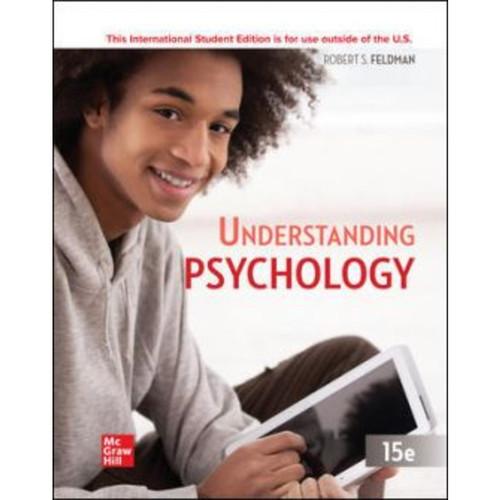ISE Understanding Psychology (15th Edition) Robert Feldman | 9781260575460
