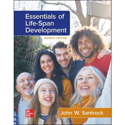 Essentials of Life-Span Development (7th Edition) John Santrock | 9781260726800
