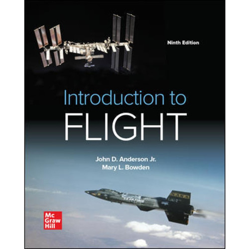 Introduction to Flight (9th Edition) John Anderson LL   9781260786156