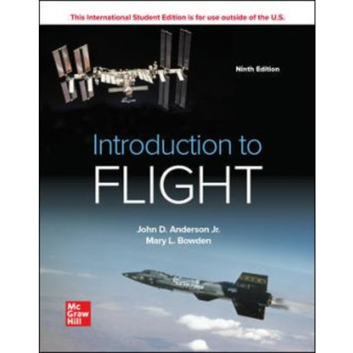 ISE Introduction to Flight (9th Edition) John Anderson   9781260597998