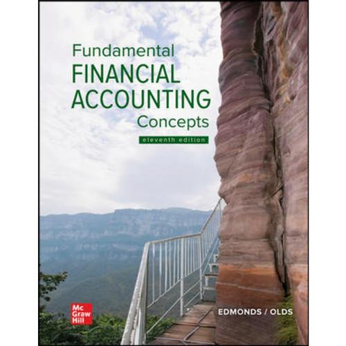 Fundamental Financial Accounting Concepts (11th Edition) Thomas Edmonds | 9781260786583