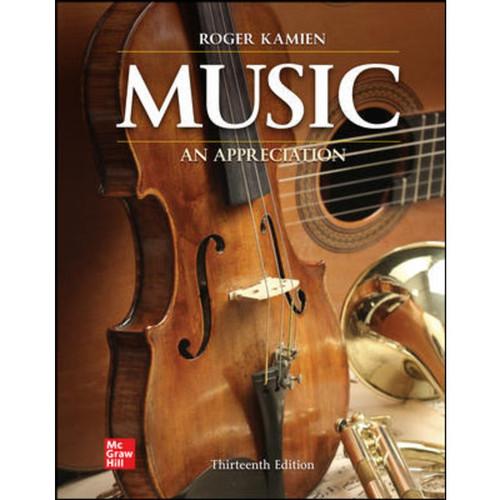 Music: An Appreciation (13th Edition) Roger Kamien LL | 9781260868074